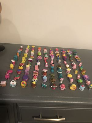 Shopkins 100ct bundle for Sale in Richmond, VA