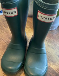 Hunter Toddler Rain Boots Size 8 for Sale in Orinda,  CA