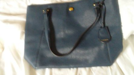 Coach Navy Blue Large Tote for Sale in Vancouver,  WA