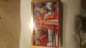 1998 Collectible Holiday BARBIE Metal Candy TIN Russell Stover Special Edition for Sale in Des Moines, IA