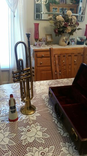 Trumpet with case & mute. for Sale in Clarksburg, WV