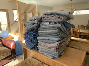 Moving Blankets/Skins for Sale in Golden, CO