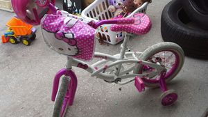 Hello Kitty girl bike for Sale in Orlando, FL