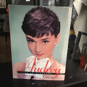 Audrey Hepburn - A Life in Pictures - by Carol Krenz for Sale in Scottsdale, AZ