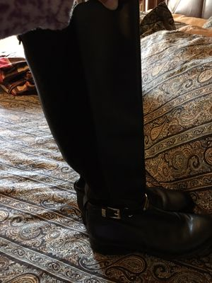 Black boot 👢 size 61-2 Michael kors perfect condition for Sale in Gilbert, AZ