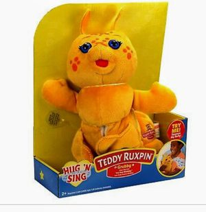 Teddy Ruxpin Hug N Sing Grubby NEW! for Sale in Wood Village, OR