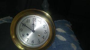 Chelsea Shipstrike Clock for Sale in Seattle, WA