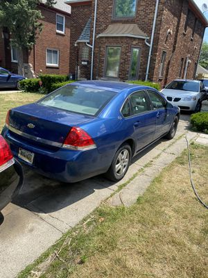 2006 Chevy impala for Sale in Detroit, MI