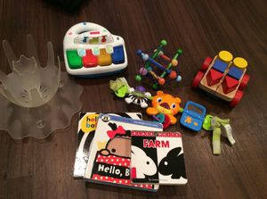 Baby bundle toys for Sale in West Springfield, VA