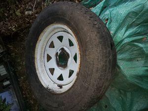 """15"""" trailer rim/tire for Sale in Homestead, FL"""