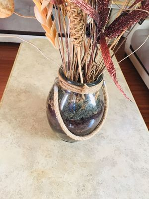 Home decoration glass vase for Sale in Glendale, CA