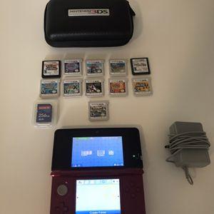 Nintendo 3DS Bundle for Sale in Gilbert, AZ