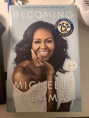 Becoming by Michelle Obama for Sale in Los Angeles, CA