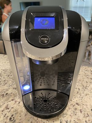Keurig 2.0 K400 brewing system (Black) for Sale in Bonita Springs, FL