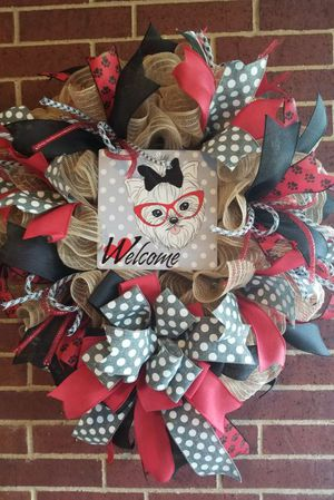 Welcome wreath for Sale in Arlington, TX