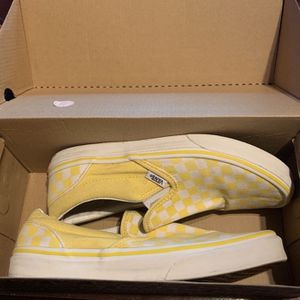 Yellow Vans for Sale in Raleigh, NC