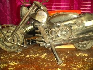 Antiques Built from real Motorcycle Parts for Sale in Holmes, PA