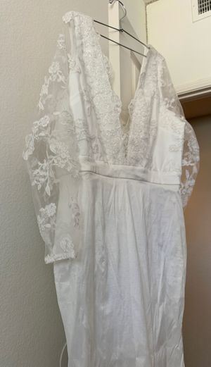 Brand New never used Wedding Dress for Sale in Riverside, CA