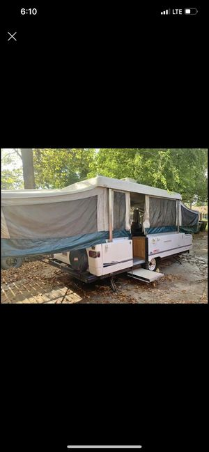 2001 Coleman pop Utah pop with slide for Sale in Houston, TX