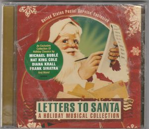 Letters to Santa A Holiday Musical Collection by the USPS & Concord Records for Sale in Stockton, CA