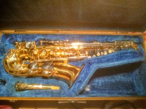 Yamaha yas-21 Japan alto saxophone for Sale in Sarasota, FL
