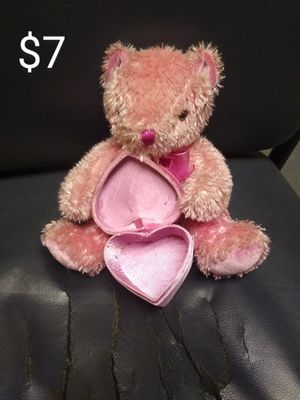 Dan dee plush bear with box for Sale in Fort Worth, TX