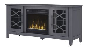 60 inch tv stand with fireplace for Sale in Baltimore, MD