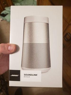 Bose soundlink revolve for Sale in Lubbock, TX
