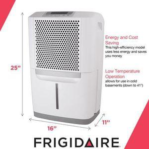 Dehumidifier Frigidaire High Efficiency 50-Pint for Sale in Henderson, NV