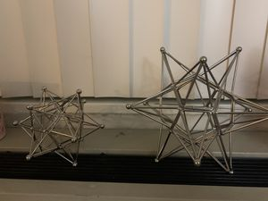 metal stars decor for Sale in Washington, DC