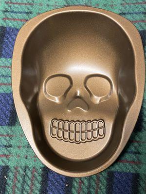 Skull cake pan for Sale in San Diego, CA