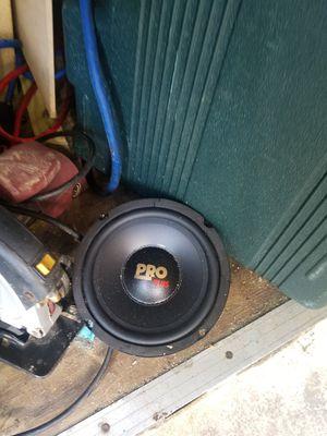 6.5 pro audio pyramid speakers for Sale in Richmond, VA