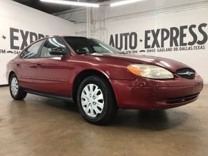 2002 Ford Taurus for Sale in Dallas, TX