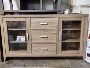 Emily TV Stand for TVs up to 70in, Dark Taupe for Sale in Santa Ana, CA