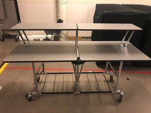 Foldable Serving Table for Sale in Detroit, MI