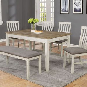 Table, 4 Chairs & Bench. Your Choice for Sale in Glendale, AZ