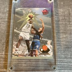 Shaquille O'Neal 1992-93 Fleer Ultra Rejector Card in Case MINT #4 of 5 for Sale in Smyrna,  GA