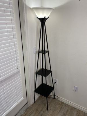 Floor Shelf Lamp for Sale in Fort Worth, TX