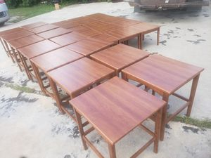 used In TABLES FOR SALE!!!!....each for Sale in Houston, TX