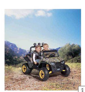 Peg Perego Polaris RZR 900 12-Powered Ride-On, Camo for Sale in Palos Verdes Peninsula, CA