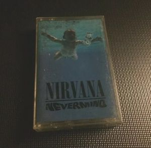 Nirvana - Nevermind (Cassette Tape) for Sale in Seattle, WA