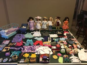 American Girl Huge Lot - Dolls, Clothing, and Accessories for Sale in St. Peters, MO