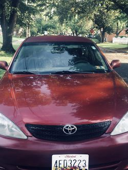 Toyota Camry 2002 for Sale in Silver Spring,  MD