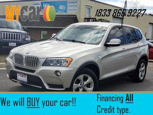 2012 BMW X3 for Sale in Fredericksburg, VA