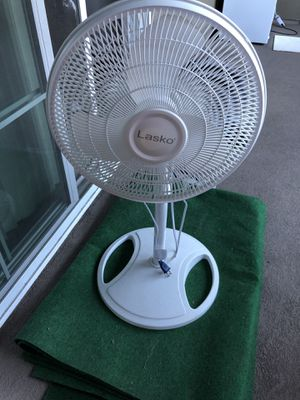 Window AC and floor fan for Sale in San Diego, CA
