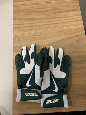 Nike Diamond Elite Batting Gloves L Large for Sale in Denver, CO