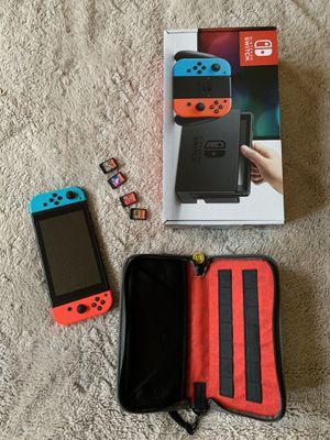 Nintendo Switch Bundle for Sale in San Francisco, CA