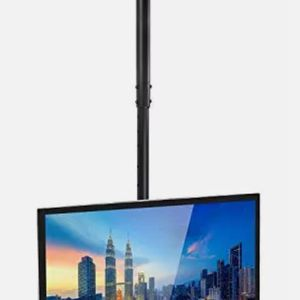 Mount-It Ceiling TV Mount Bracket, Fits 40 -70 Inch Flat Panel Televisions, Adjustable Height Telescoping Tilt and Swivel, Mount on Vaul Is for Sale in Kent, WA