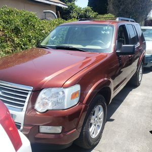 2010 ford explorer for Sale in Vernon, CA
