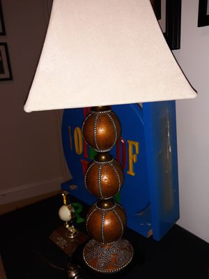 Lamps and wall sconces for Sale in Purcellville, VA